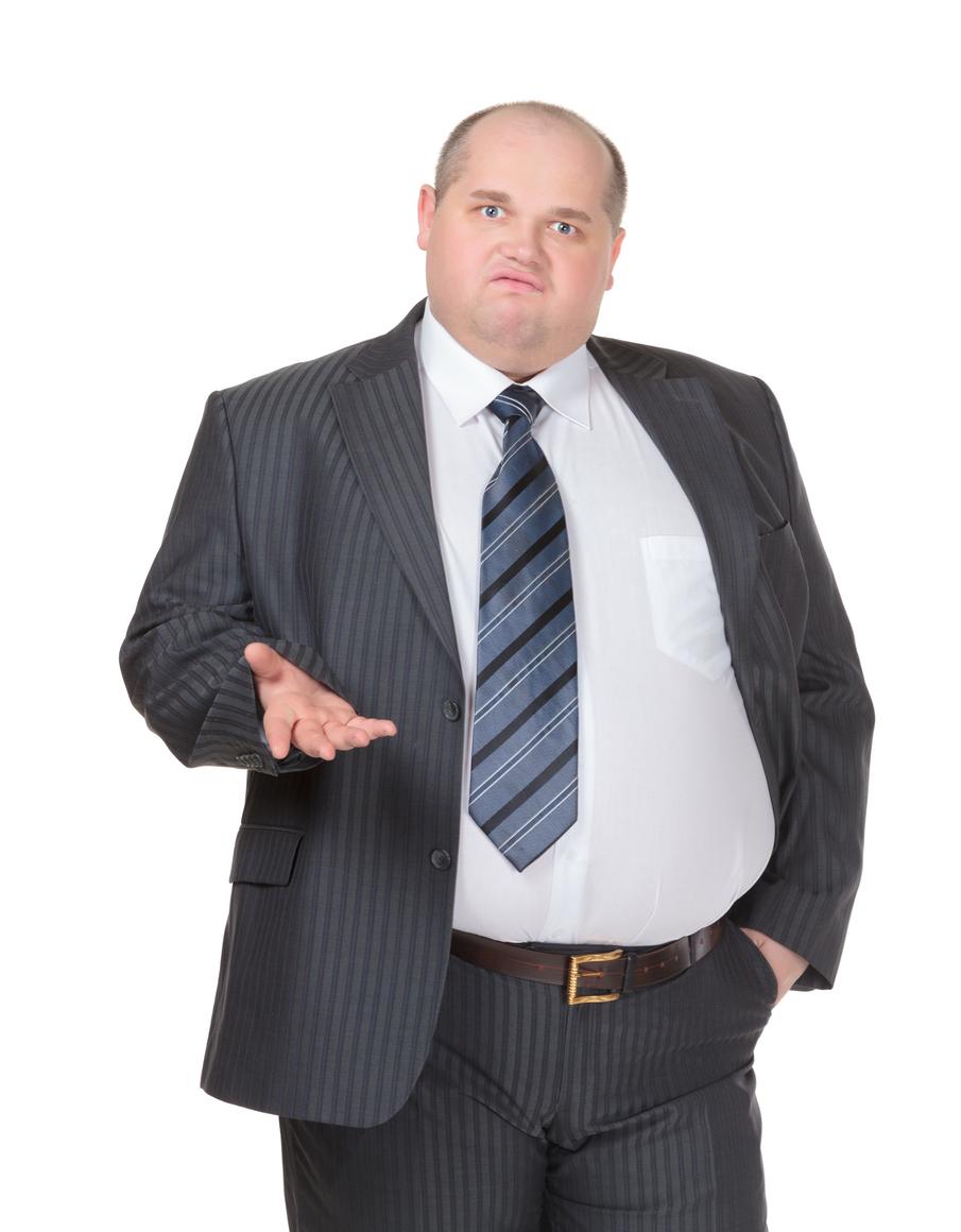 фото толстый мужик в хорошем костюме соски